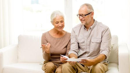 Will my pension rise as much as the cost of living, asks our reader. Picture: Getty Images/iStockpho