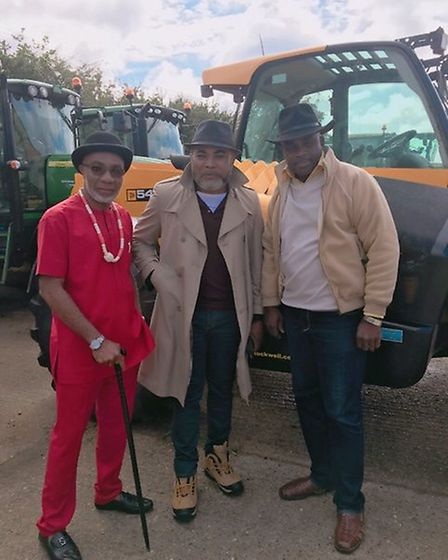 The Nollywood film Just One Blood has been filmed at Hill House, in Saxlingham Nethergate, as well a
