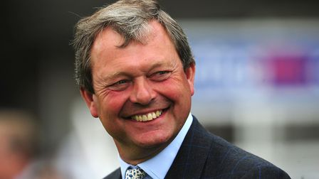 Trainer William Haggas will be hoping for success with Dramatic Queen at Yarmouth on Tuesday. Pictur