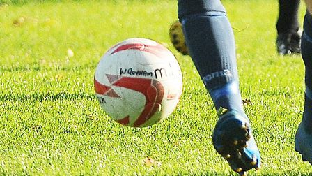 Thetford Town will entertain Wisbech in the second round of the FA Vase if they can see off Debenham