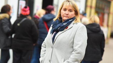 Corrie McKeague's mother Nicola Urqhart says she is relieved the search for her son will continue. P