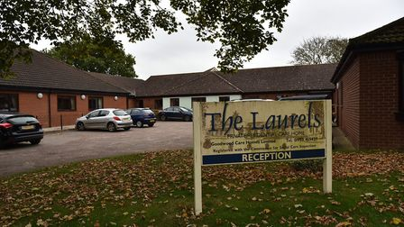 The Laurels Care Home in Attlebrough are improving their reputation. Byline: Sonya Duncan Copyright: