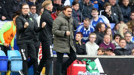 Norwich City Daniel Farke has masterminded a remarkable turnaround in form at Carrow Road since defe