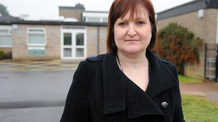 Joanna Pedlow, executive headteacher of Toftwood Infant and Junior Schools. Picture: Denise Bradley
