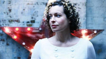 Kate Rusby who will be celebrating 25 years with a special evening of songs and stories at Norwich T