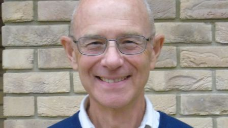 Hethersett parish councillor Mike Stark. Picture: Courtesy of Peter Steward