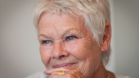 Actress Judi Dench was a famous customer at a country show. She had a lovely sense of humour, says