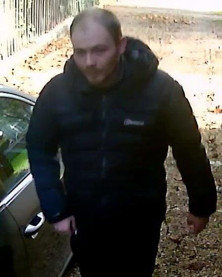 Police are releasing CCTV images of a man they would like to speak to in connection with an aggravat