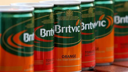 Britvic has announced plans to close its Norwich factory. Photo: Chris Radburn/PA Wire