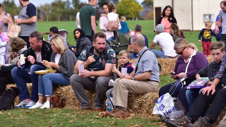 Thounsands of people attended the 2017 Porkstock event at the Royal Norfolk Showground.Picture: Nic