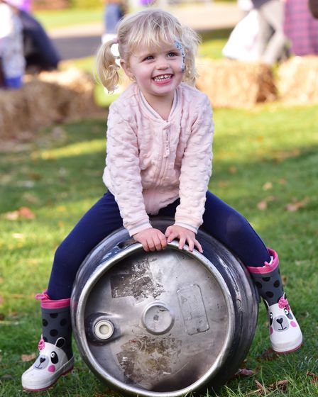 Thounsands of people attended the 2017 Porkstock event at the Royal Norfolk Showground.Evie Whiskin
