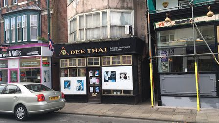 Great Yarmouth Borough Council is looking to save Yarmouth's last timbered building with a compulsor