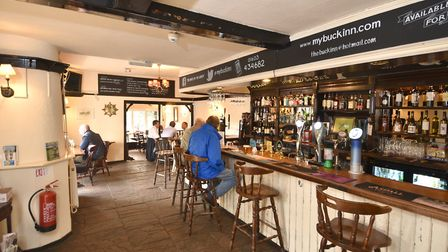 The Buck pub at Thorpe St andrew is due to close.Picture: ANTONY KELLY