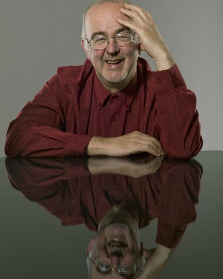 Martin Roscoe will be soloist for the visit of the European Union Chamber Orchestra. Photo: Eric Ric