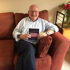 Roger Pugh, from Thetford, has written a book called Uncle Sam's Roots in Eastern England. Picture: