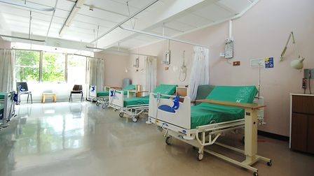 The QEH is experiencing a surge in patients. Picture: Ian Burt