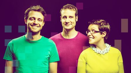 Festival of the Spoken Nerd are performing as part of Norwich Science Festival. Photo: Idil Sukan/Dr