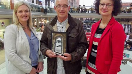 Martin Thirkettle won the open category of the FANN17 and iWitness24 photography competition with hi