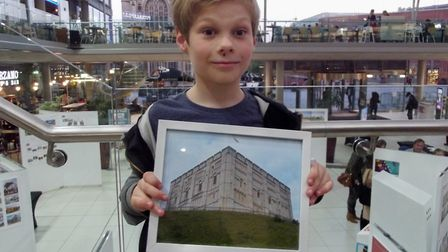 Eight-year-old Dylan Stokes won the under 16s category of the FANN17 and iWitness24 photography comp