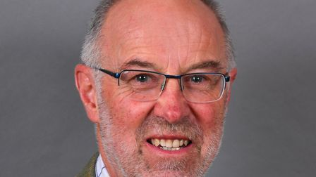 Martin Wilby, chairman of Norfolk County Council's environment, development and transport committee