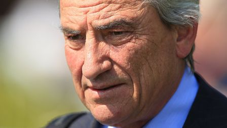 Luca Cumani will be hoping for success at Yarmouth on Monday with Aljezeera. Picture: PA