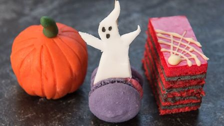 Frightful Fancies Halloween Afternoon Tea, The Assembly House, Norwich. Photo: The Assembly House