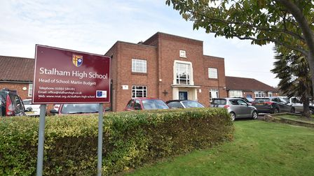 Stalham High School gets a good Ofsted report.Picture: ANTONY KELLY