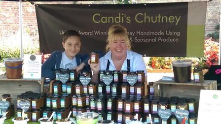 Candi Robertson is a regular at local foodie events. Picture: Contributed