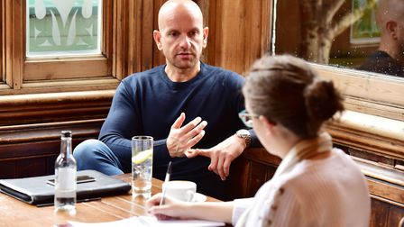 Greg Adyemian who owns the Ingham Swan with Dan Smith talks to Eleanor Pringle about the pubs future