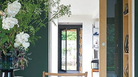 Studio Green is this season's must-have paint colour