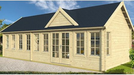 Plans to bring a tea room to Fearns Fields in Cromer have been approved.. This is what it could look