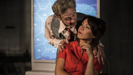 Stuff of Dreams psychological thriller Anglian Mist is touring the region this autumn. Photo: Al Pul