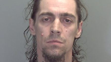Jason Grimes has been jailed for five years and eight months for Class A drug offences in Lowestoft.