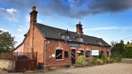 The Half Moon pub in Rushall is set to reopen in December after being closed for a year. Picture: AN
