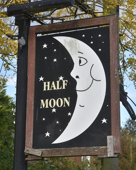 The Half Moon pub has new owners.Picture: ANTONY KELLY