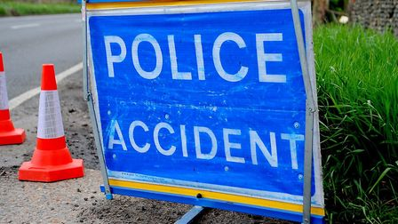 The A47 has been closed. Picture: Archant.