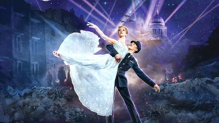Matthew Bourne's Cinderella is coming to Norwich Theatre Royal. Photo: supplied by Norwich Theatre