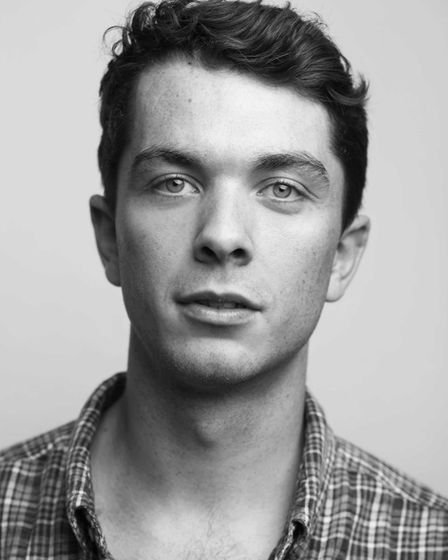Reece Causton, a former pupil of King's Lynn's Springwood High School, is part of the cast of Matthe