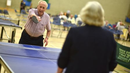 Active Norfolk's Mobile Me Festival at the UEA Sportspark.Picture: ANTONY KELLY