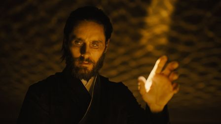 Jared Leto as Niander Wallace in Blade Runner 2049. Photo: Alcon Entertainment, LLC/Stephen Vaughan