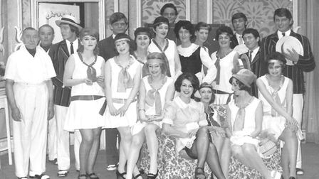 The Players' first ever musical at the Sparrows Nest was 'The Boy Friend', performed in May 1970. Th