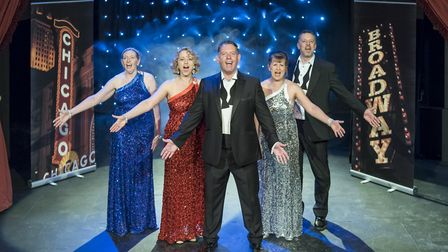 The Upper Octave anniversary gala concert, Something Wonderful, wil be at Norwich Puppet Theatre. Ph