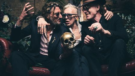 Alabama 3 Acoustic will be the first band to play in the refurbished Banham Barrel. Photo: Marcus Ma