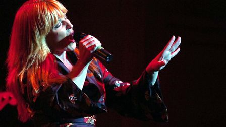 Toyah Willcox will be attending Nor-Con on Sunday, October 8. Photo : Wendy Turner