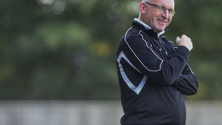 Stu Larter has returned to Gorleston for another stint as manager. Picture: Archant