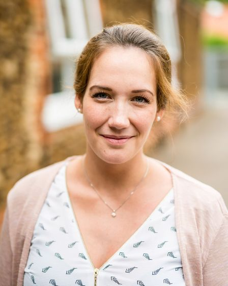 NSFT Clinical Psychologist Dr. Charlotte Montgomery. Picture: NHS Foundation Trust