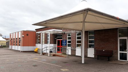 Cobholm Primary Academy, Great Yarmouth. Picture: James Bass