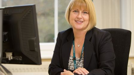 Leigh Howlett, director of strategy and resources at Norfolk and Suffolk NHS Foundation Trust (NSFT)
