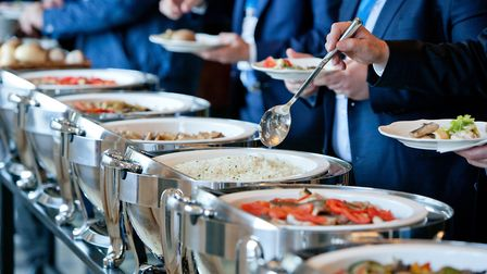 More, more, more... why do we seem programmed to eat to excess at a buffet?
