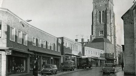 Cromer High Street, October 16, 1965. Picture: Archant Archive